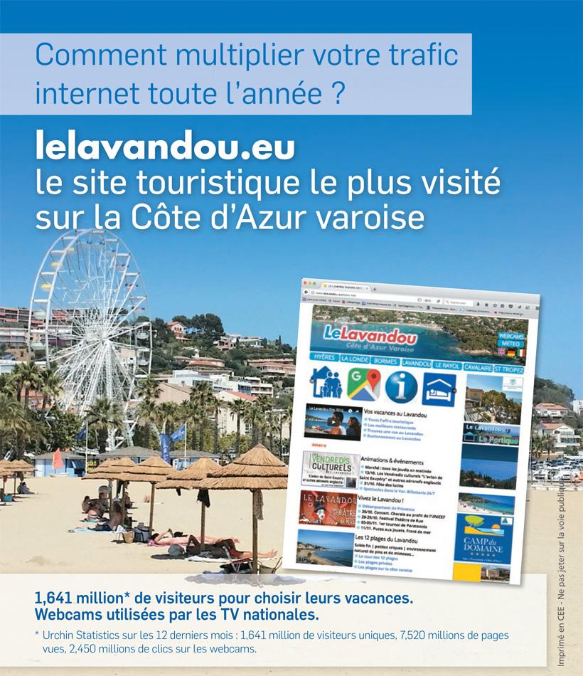 Tourisme Lavandou-2018