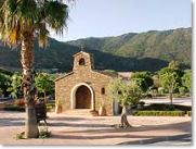 Chapelle Saint-Clair. Lavandou