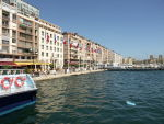 l'Ouest vers Toulon